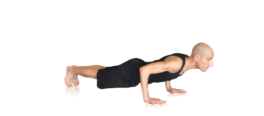yoga-pushup